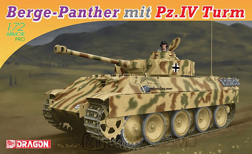 Dragon 7508 - Berge - Panther  - 1:72