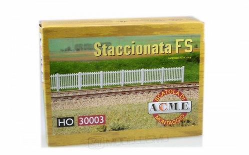 Acme 30003 - Staccionata FS, 90cm - H0