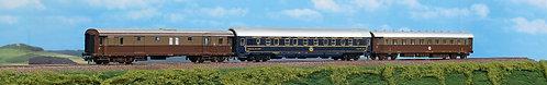 ACME 55202 - Set di tre carrozze Freccia del Sud/Treno del Sole - H0