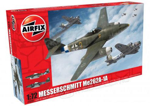 Airfix A03088 - Messerschmitt Me262A-1A - 1:72