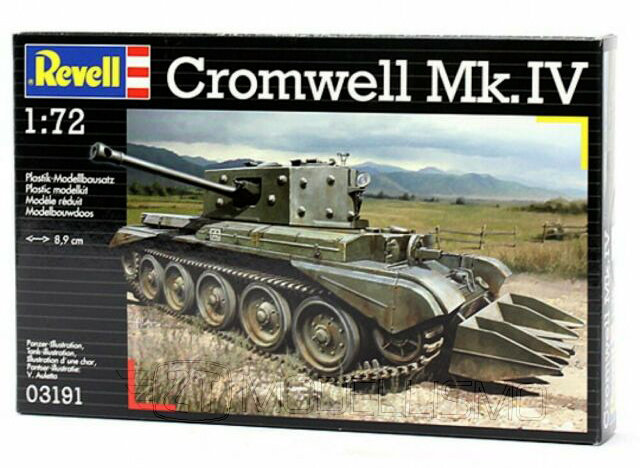 Revell 03191 - Cromwell Mk.IV - 1:72
