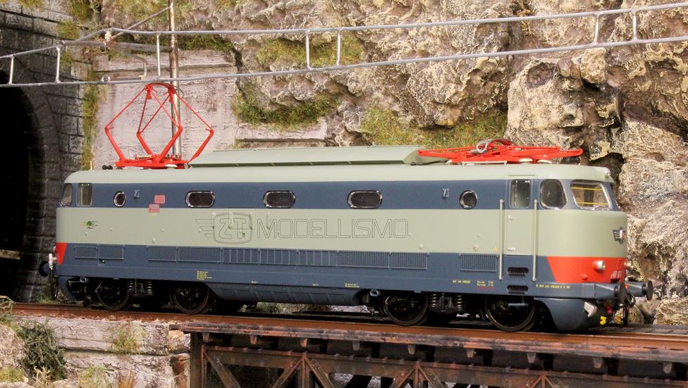ACME 60309 - Locomotiva elettrica E447.074, FS - H0