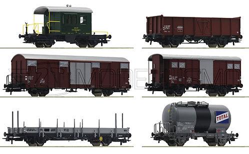"Roco 76051 - Set convoglio merci SBB - CFF - FFS,  ""Gotthardbahn"" - H0"