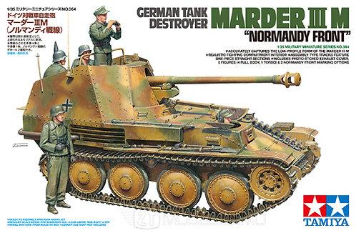 """Tamiya 35364 - MARDER III M """"Normandy"""" - 1:35"""