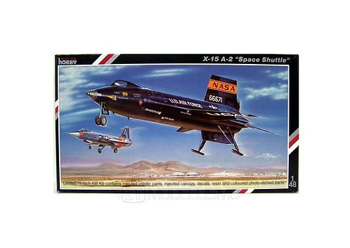 """Special Hobby SH48070 - X-15A-2 """"Space Shuttle"""" - 1:48"""