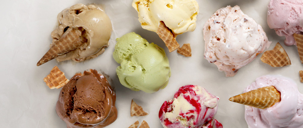 Ice Cream en Kegels