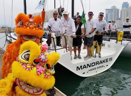 China Sea Race wraps up under idyllic conditions in Subic Bay 中國海帆船賽在如詩如畫般的蘇碧灣完滿落幕 中国海帆船赛 在如诗如画般的苏碧湾