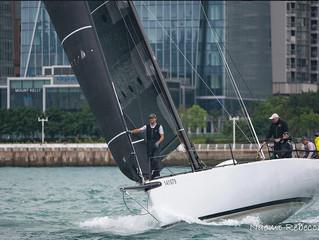 中國海岸帆船賽週 2018-MOD Beau Geste 號奪多體船衝線冠軍