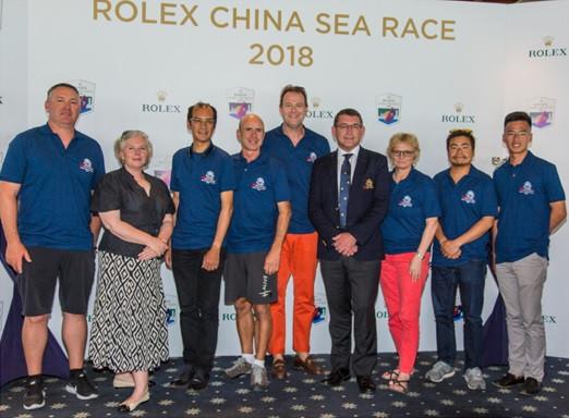 Rolex China Sea Race - Twenty Nine on the Line Braced for the Race 勞力士中國海帆船賽-29艘帆船蓄勢待發 準備充足迎接賽事
