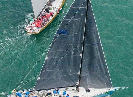 劳力士中国海帆船赛2020