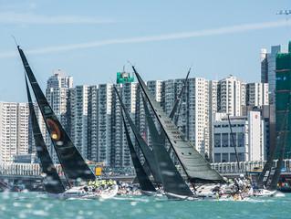 香港至越南帆船賽 2019
