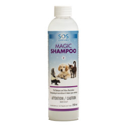 SOS odeurs Magic Shampoo