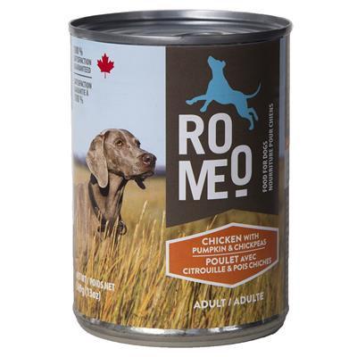 Romeo nourriture humide