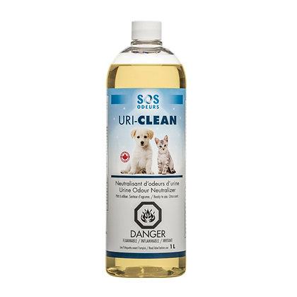 SOS odeurs Uri-clean