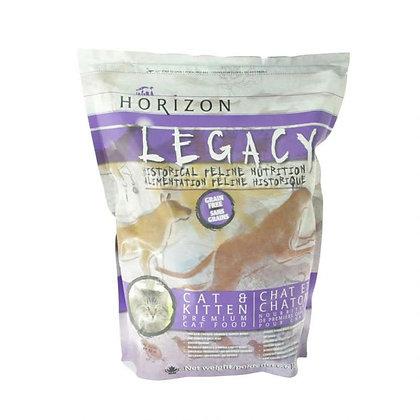 Horizon Legacy chat et chaton 3kg