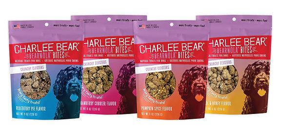 Charlee bear bites