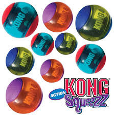 Kong squeez
