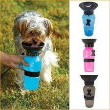 Auto dog mug /bouteille d'eau/ abreuvoir