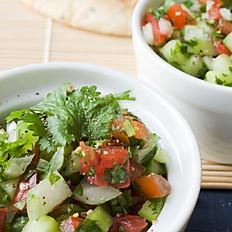 Mediterranean Pico Salad