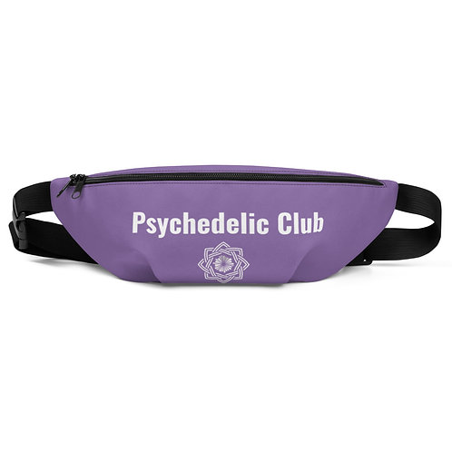 Psychedelic Club Fanny Pack