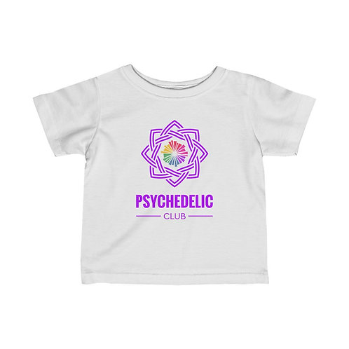 Psychedelic Club Baby Jersey