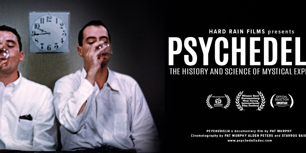 Psychedelia Documentary at The Mayan Theatre