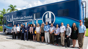 Mobile Clinic Makes Regular Stop at St. George's