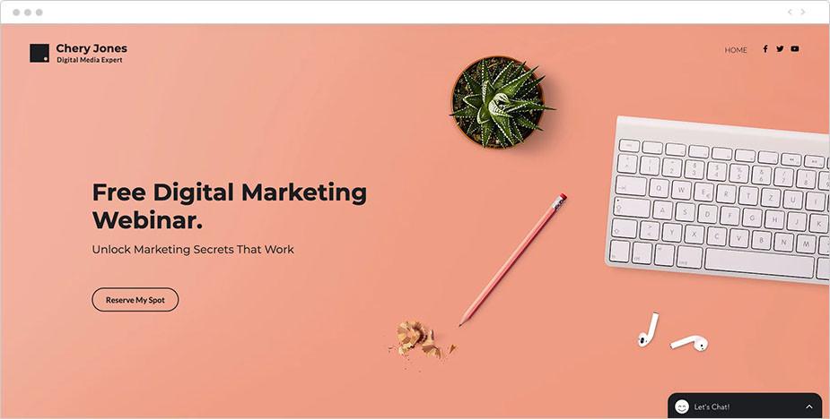 How to create a webinar: promote your webinar