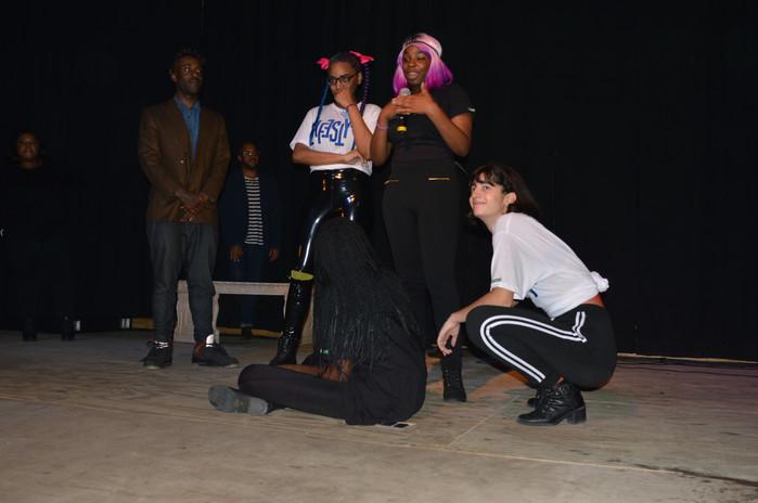 The Black Lady Theatre