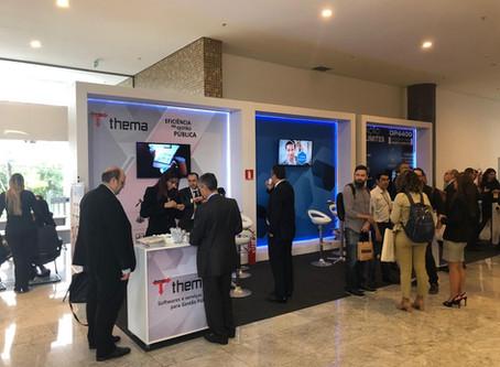 Thema esteve presente como apoiadora da 6ª edição do ENASTIC.JE, em Recife/PE