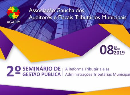 Thema® é apoiadora do 2º Seminário de Gestão Pública