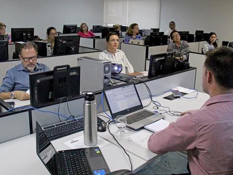 Thema capacita servidores do Tribunal de Alagoas para melhor aproveitamento do módulo ADMRH