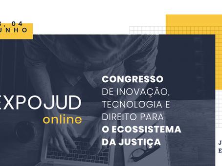 Grupo Thema®/Pólis® participou como patrocinador do EXPOJUD Online