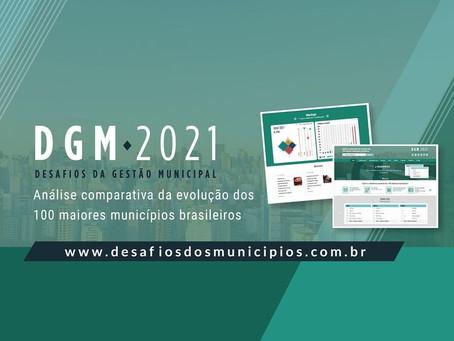 Clientes Thema® estão entre os 100 maiores municípios do Brasil (DGM 2021)