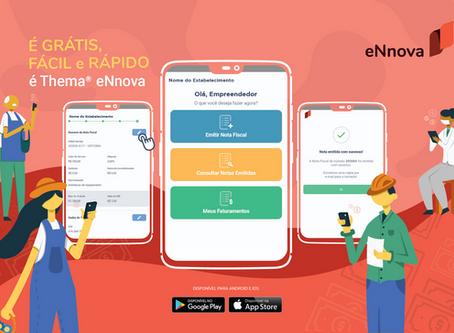 Município de Lajeado é o 1º cliente Thema® a utilizar o app eNnova para emissão de notas fiscais