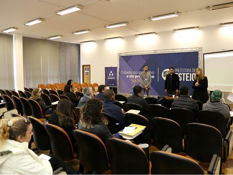 Thema promove capacitação dos servidores da Prefeitura de Esteio para o sistema de almoxarifado