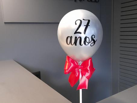 Grupo Thema®/Pólis® celebra seus 27 anos de história