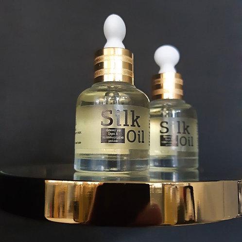Silk oil ( λάδι για θεραπεία των μαλλιών )