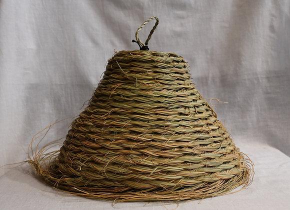 Abat-jour en fibre de palmier