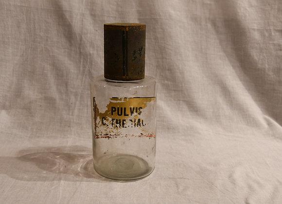 Pot à pharmacie  ancien