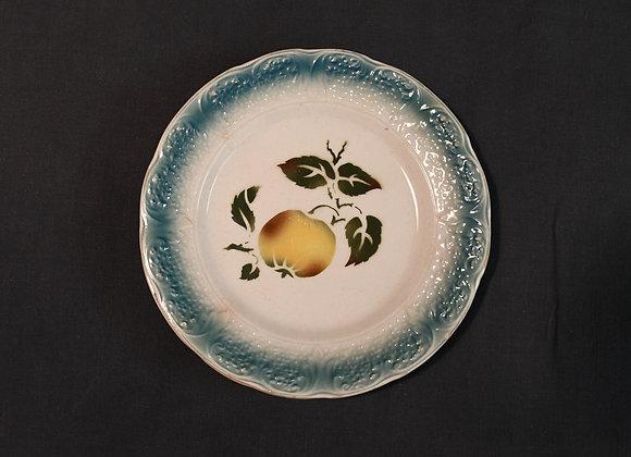 10 assiettes à dessert Clairefontaine
