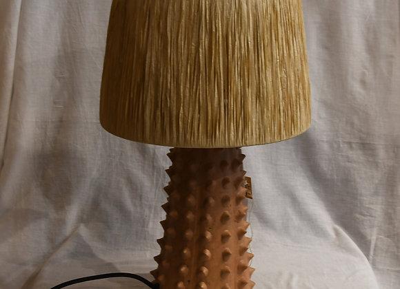 Lampe pied en céramique