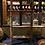 Thumbnail: Etagère lampe artisanale en bois flotté