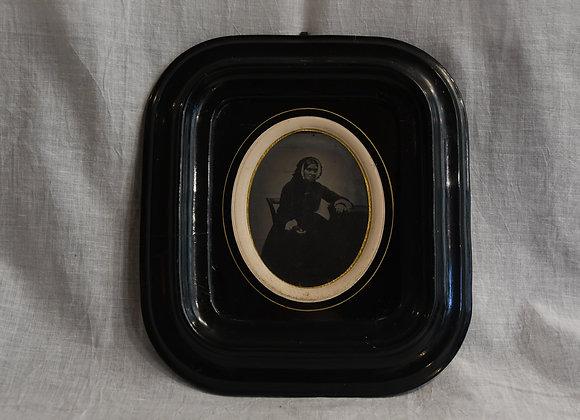 Cadre Daguerréotype Napoléon III