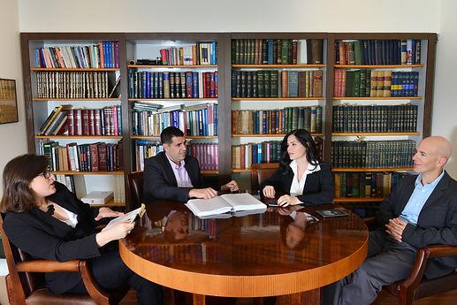 Lieblich -Moser, advocates, focuses on Real Estate and handling Real Estate deals