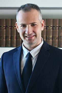 Yaron Hanin, Adv. Junior partner. Deals in libel and slander, gag orders, copyright, internet law and commercial litigation
