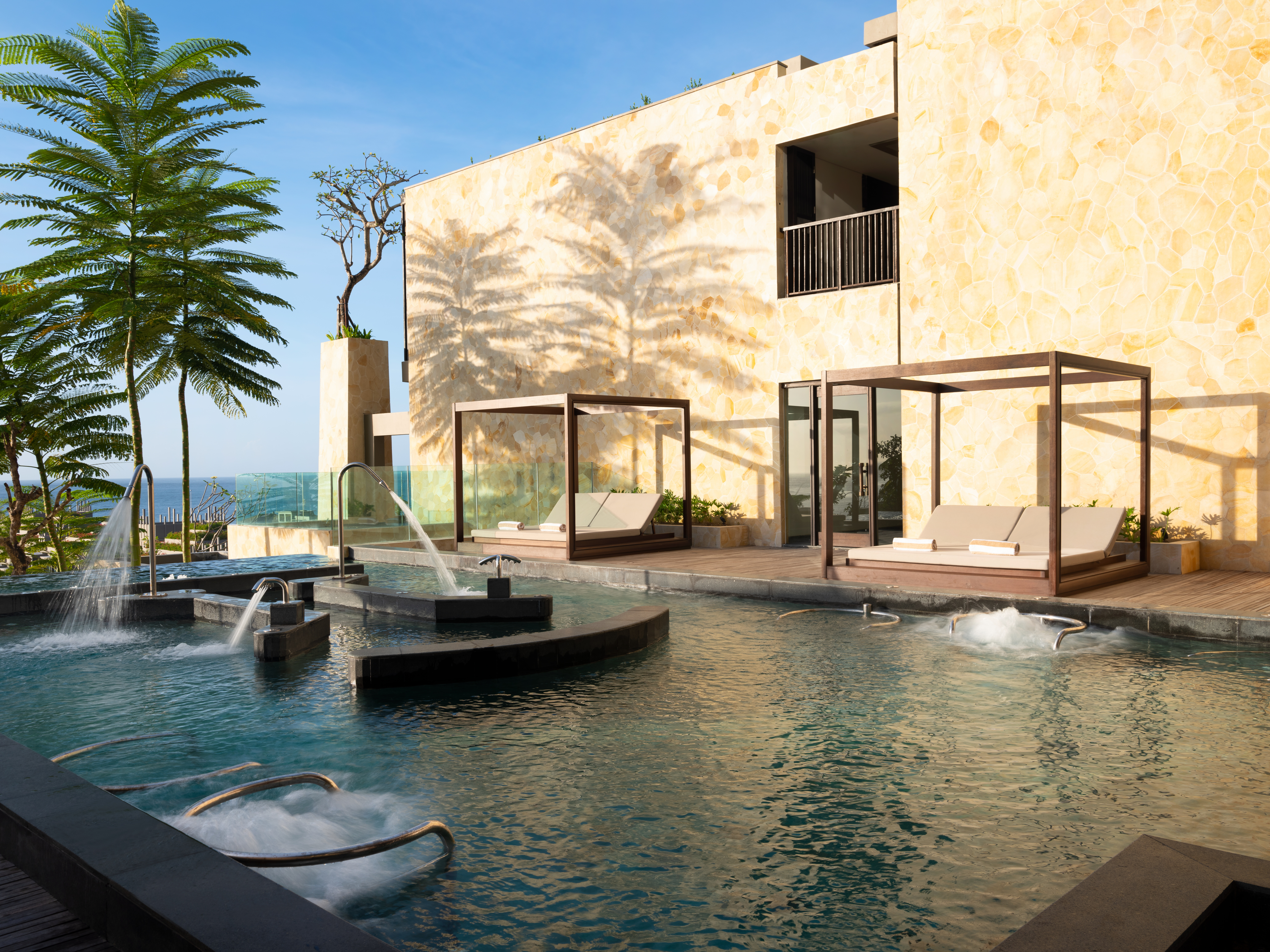 The Apurva Kempinski Bali_Hydrojet Pool.