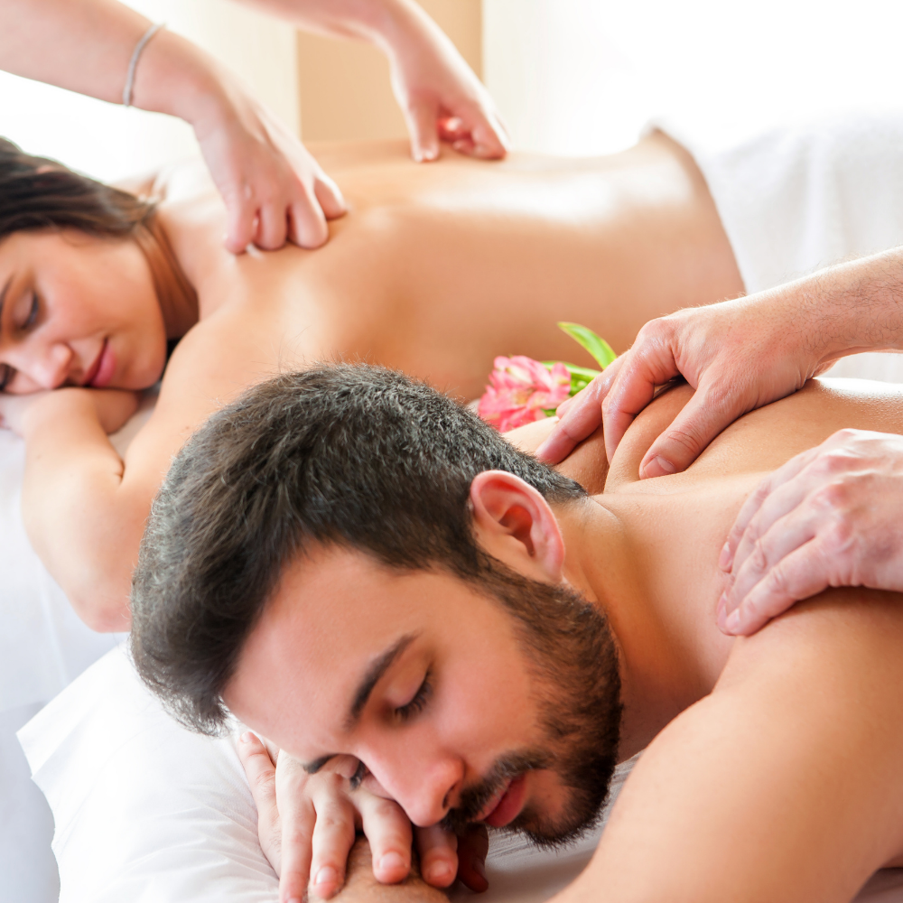 Couples massage (Moonlight Tandem)