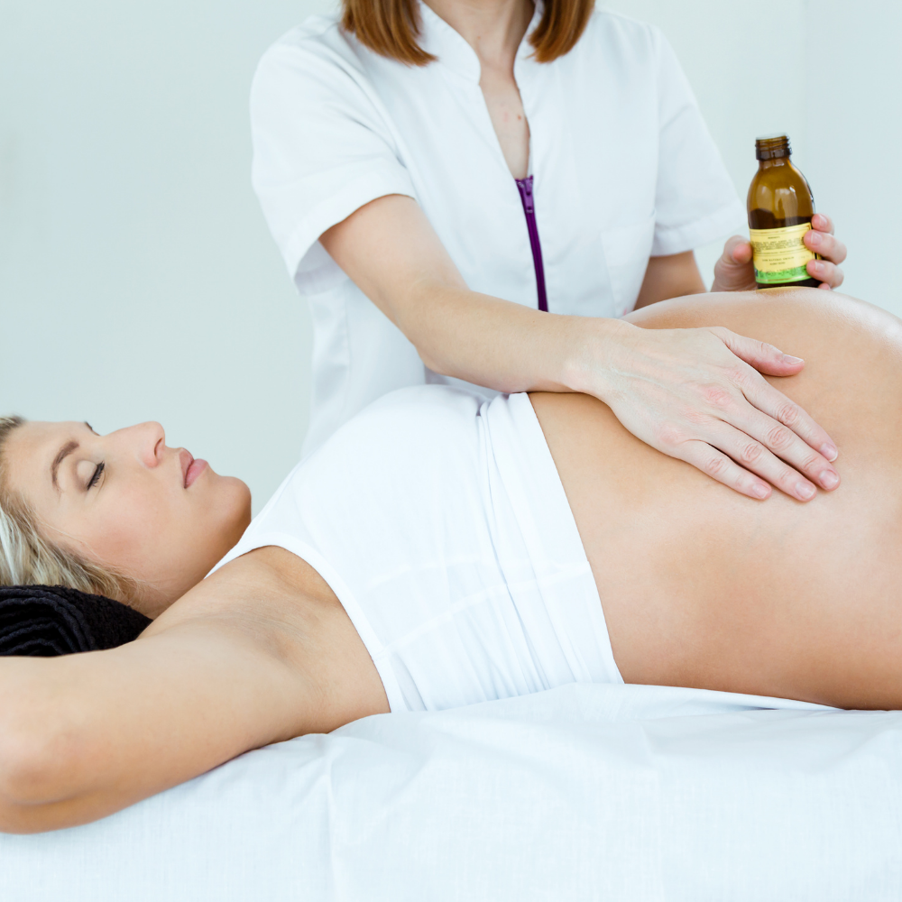 Prenatal Massage Deluxe