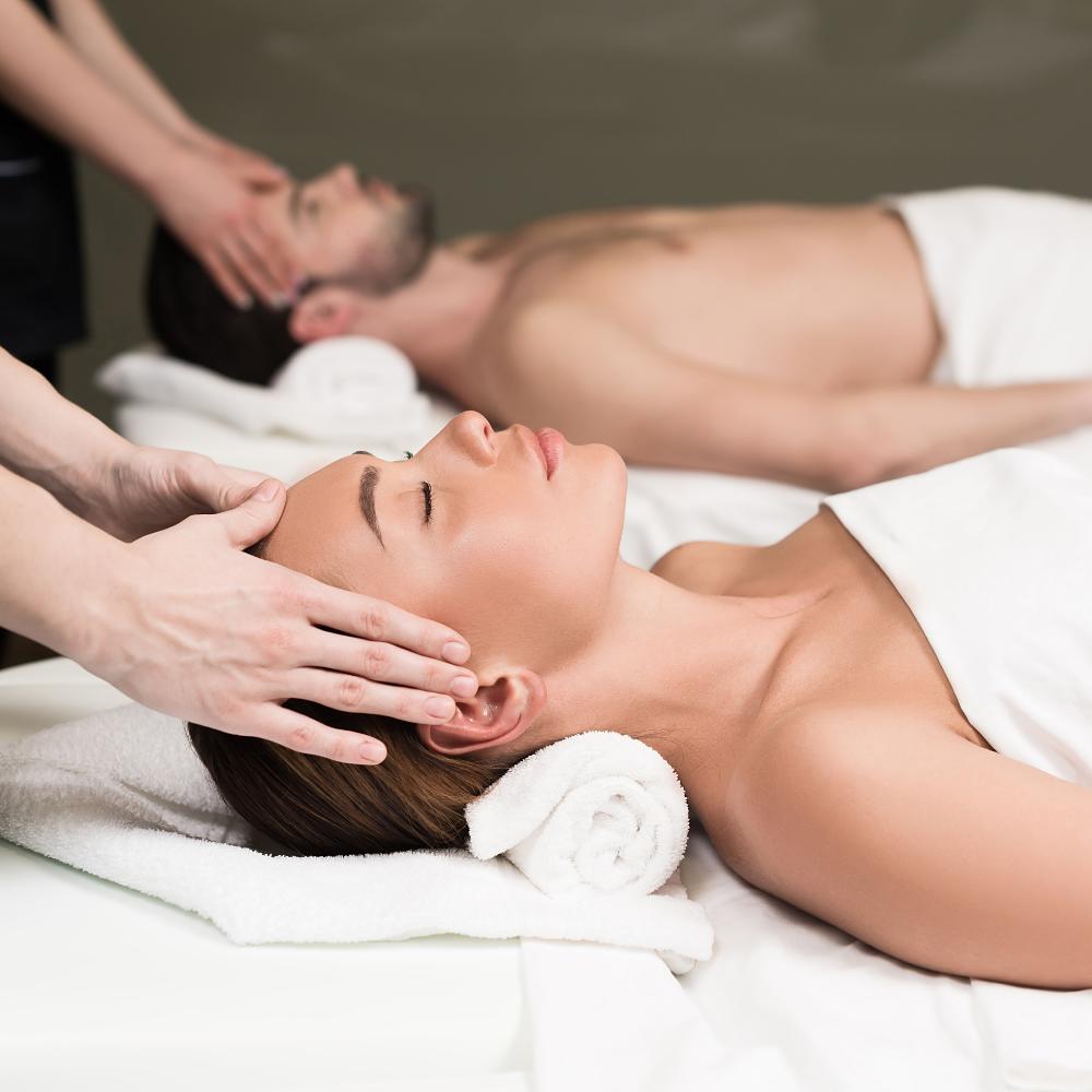 Couples massage (Moonlight Tandem) Delux